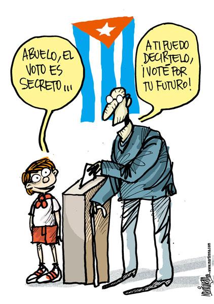 Elecciones en Cuba_Martirena
